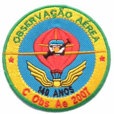 BORDADO PATCHES - OBS AE 2007