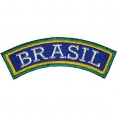 BORDADO TARJETA - BRASIL COLOR
