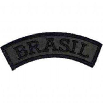 BORDADO TARJETA - BRASIL - VERDE