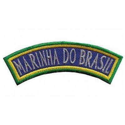 BORDADO TARJETA - MARINHA DO BRASIL
