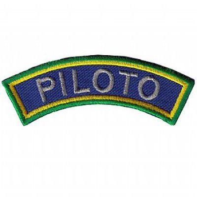 BORDADO TARJETA - PILOTO COLOR