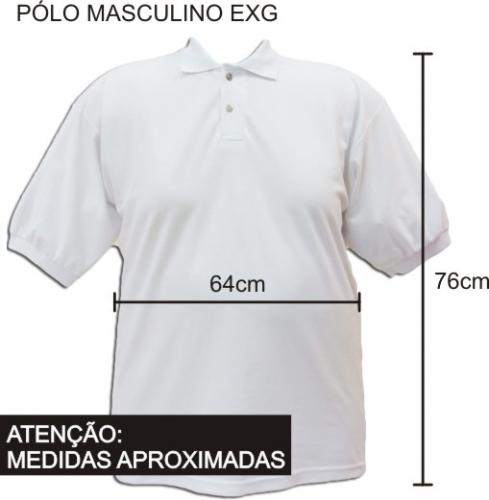 CAMISA POLO BORDADA - CIPA / SEGURANÇA DO TRABALHO