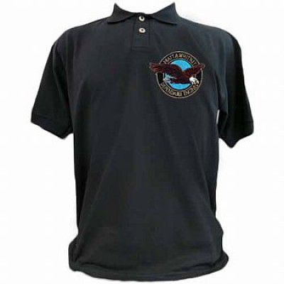 CAMISA POLO BORDADA - PRATT & WHITNEY