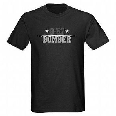 CAMISETA AVIAÇÃO - B-52 Bomber