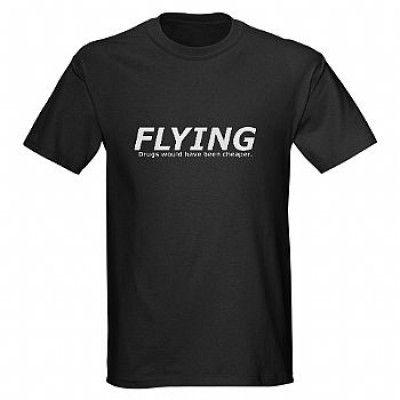 CAMISETA AVIAÇÃO - Flying