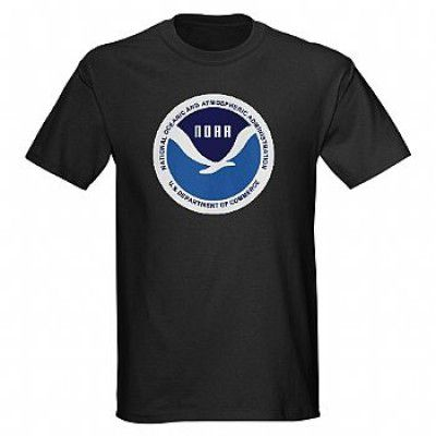 CAMISETA AVIAÇÃO - NOAA