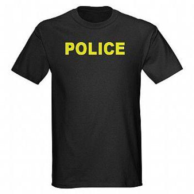 CAMISETA MILITAR - POLICE