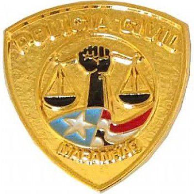PIN BRASÃO - POLÍCIA CIVIL MARANHÃO