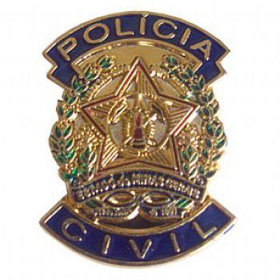 PIN BRASÃO - POLÍCIA CIVIL MINAS GERAIS