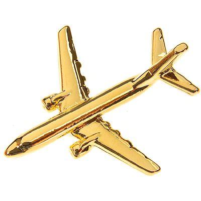 PIN DOURADO - BOEING 737-800 - PD (2F) (3A)