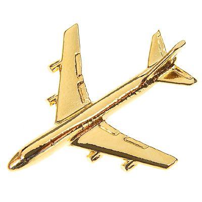 PIN DOURADO - BOEING 747 - PD (3B)