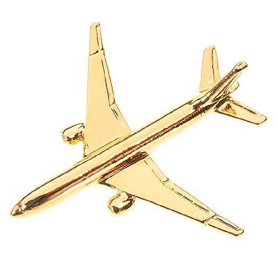 PIN DOURADO - BOEING 777 - PD (3F)