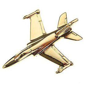 PIN DOURADO CAÇA - AMX A-1 -(12C)