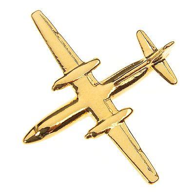 PIN DOURADO - Fokker 27-50 - PD (11F)