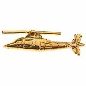 PIN DOURADO - Agusta 109 (18A)