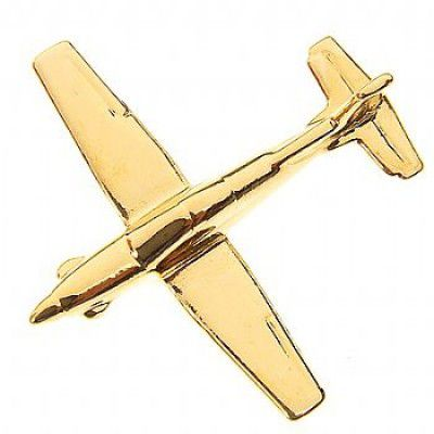 PIN DOURADO - Pilatus PC9 - PD (9F)