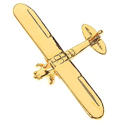 PIN DOURADO - Piper Cub - PD (10B)