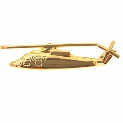 PIN DOURADO - Sikorsky S76 (19E)