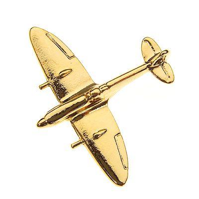 PIN DOURADO - Spitfire - PD (15B)