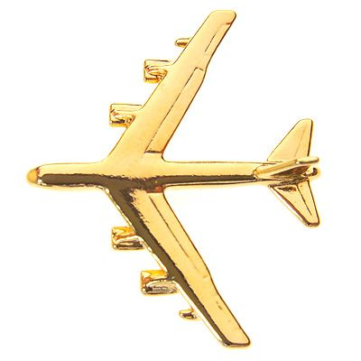 PIN DOURADO - Stratofortress B-52 - PD (6C)