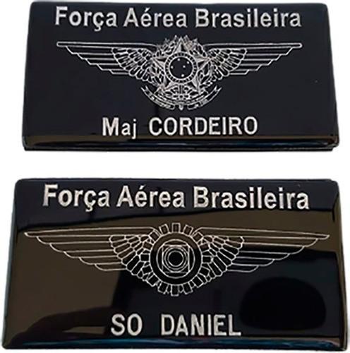 TARJETA EM COURO - FAB NOVO PADRÃO