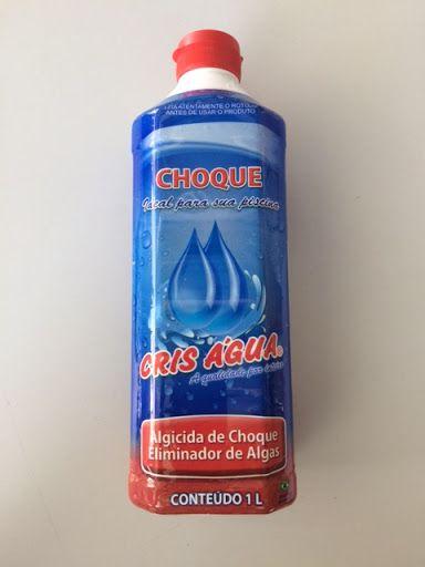 Algicida de Choque / Eliminador de Algas 1L - Cris Agua