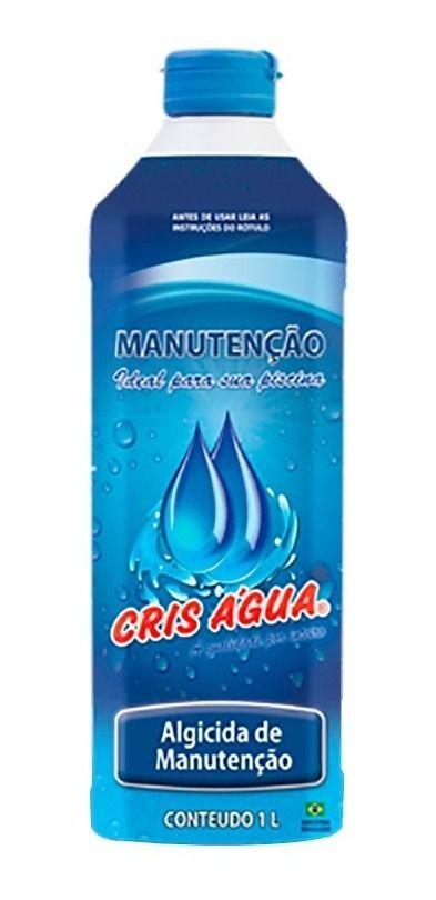Algicida de Manutenção 1L - Cris Agua