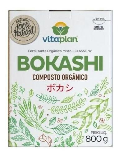 FERTILIZANTE BOKASHI 800GR