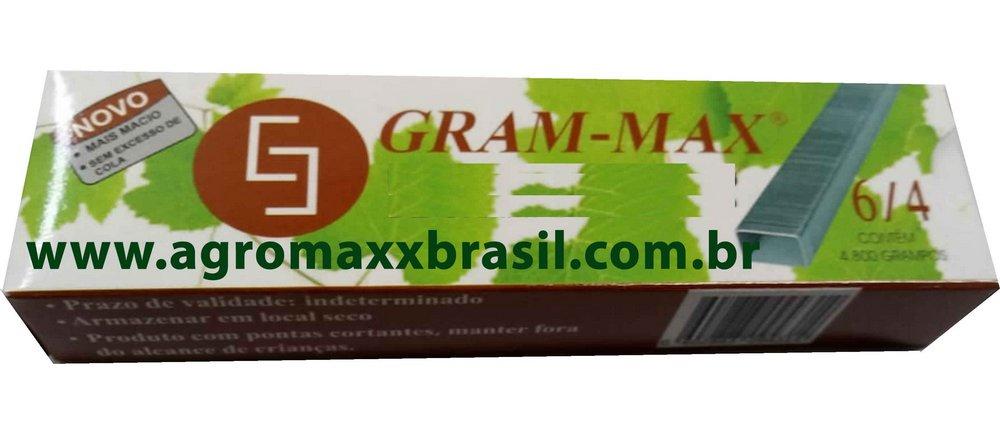 GRAMPO 6/4 P/ ALCEADOR GRAM-MAX