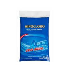 HIPOCLORITO DE CALCIO 1KG