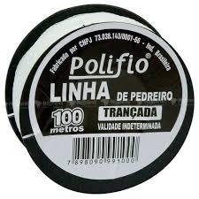 LINHA DE PEDREIRO 100M