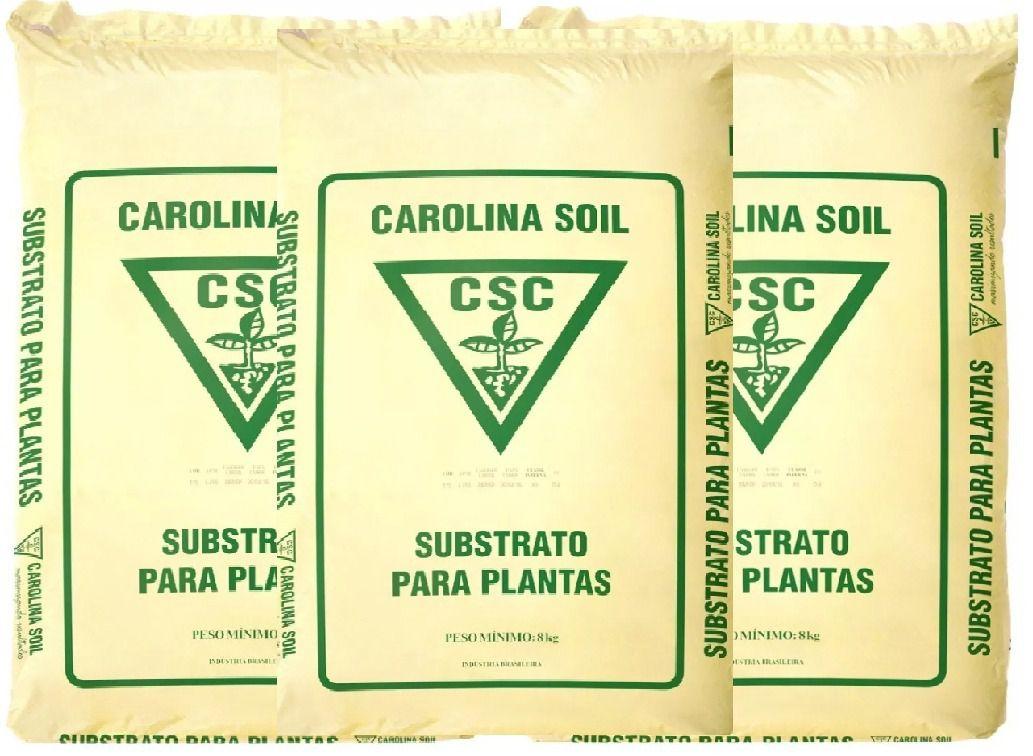 Substrato Padrão Carolina Soil - 10kg