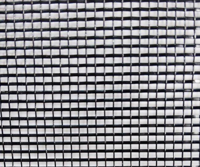 Tela Monofilamento 30% com 1,5m de largura - Preta