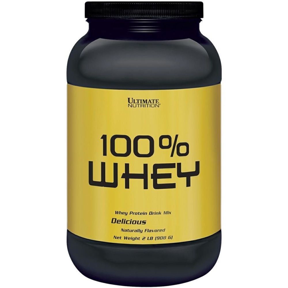 100% Whey Protein 908g - Ultimate Nutrition
