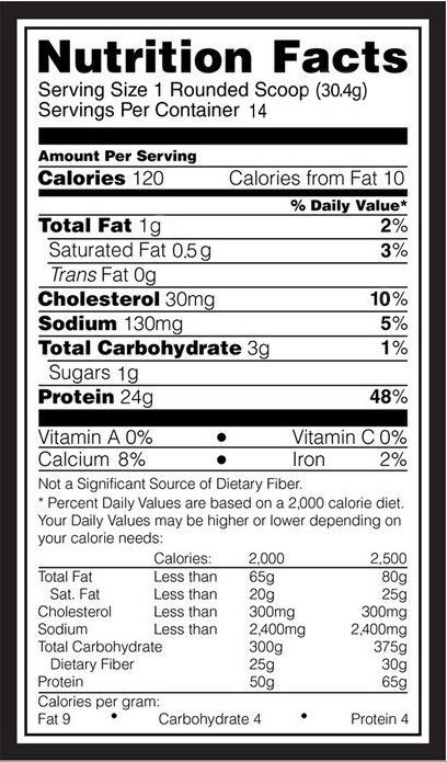 Whey protein gold standard refil 454g Optimum Nutrition