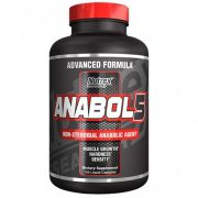 Anabol 5 Black 120 Caps - Nutrex