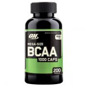 BCAA 1000 200 Caps - Optimum Nutrition