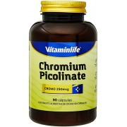 Chromium Picolinate 60 cápsulas Vitaminlife