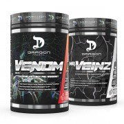 Combo: Venom + Mr.Veinz 40 serves-Dragon pharma