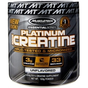 Creatina muscletech 100g