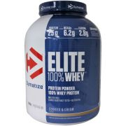 Elite Whey Protein 5lbs  - Dymatize Nutrition (Val:05/21)