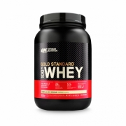 100% Whey protein 1.9LB 900G optmum nutrition