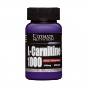 L-carnitine 1.000 mg importada -Ultimate Nutrition