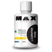 L-CARNITINE PURE 400ml max titanium