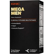 Mega Men 90 Caps - Gnc