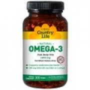 Omega-3 (200Softgels) - Country Life