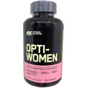 Opti-Women 120 Tabs - Optimum Nutrition(VAL:03-22)