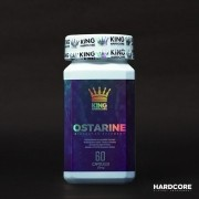 0starine 25mg (60 Cápsulas) - King Hardcore