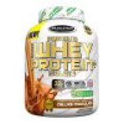 Premium 100% Whey Protein Plus Isolate  stevia 3lbs (1,36 kg) – Chocolate