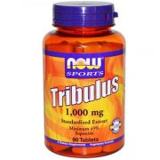 Tribulus 1000mg 90 Tablets - Now Foods
